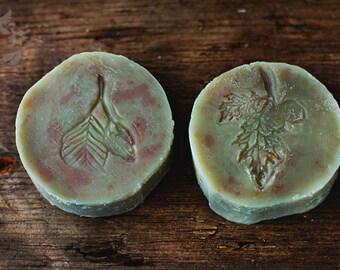 Oak and birch  Hair Shampoo Natural Soap