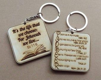 Pioneer Life Key chain