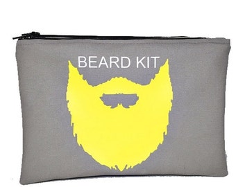beard grooming kit etsy au. Black Bedroom Furniture Sets. Home Design Ideas