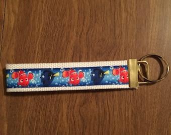 Finding Dory Key Chain Zipper Pull