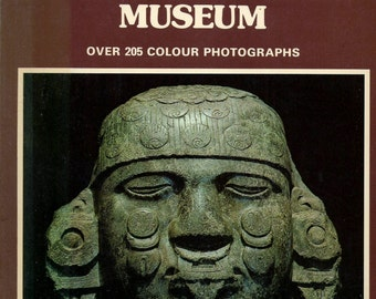 ISBN 8474240026 , Treasures of Ancient Mexico From the National Anthropological Museum, Over 205 Colour Photographs