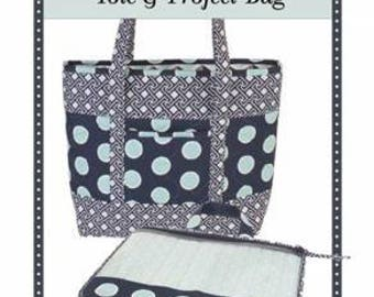 Bon Voyage! Patterns by Annie Bag/Tote Pattern