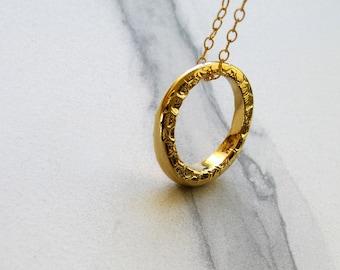 Geometric Honeycomb Necklace, Geometric Gold Pendant, GeometricNecklaces, Bee hive Necklaces,Honeycomb Gold Necklaces, Unique Necklaces