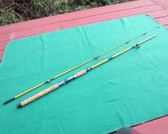 Vintage Eagle Claw Starfire Spinning Rod Fishing 8 1/2'