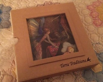Terra Traditions Warwick Goble The Sleeping Beauty Print Photo Picture Album