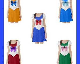 Youth Sailor Moon Dresses