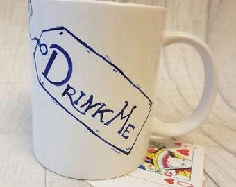"Alice ""Drink Me"" Mug"