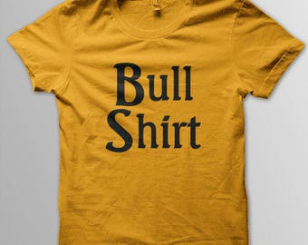 Bull Shirt T Shirt 80's Lenny from The Simpsons