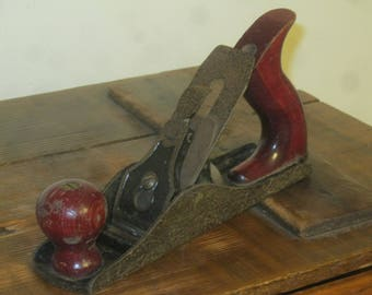 Woodworking Plane , Jack Plane , Tool Restoration Project , Smoothing Plane
