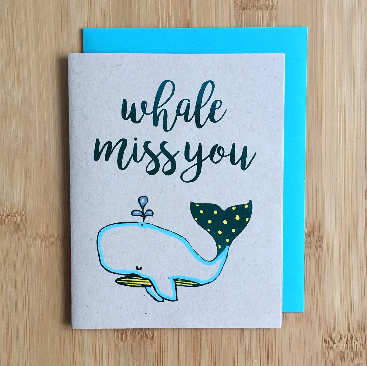 how to make a goodbye card for your friend