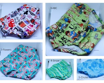 Diaper Covers 6- 12 mths,  12-24mths