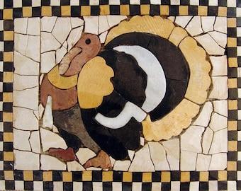 Turkey Stone Art Mosaic