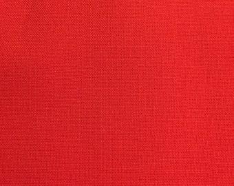 Moda Bella Solids Red # 16 from Moda Fabrics