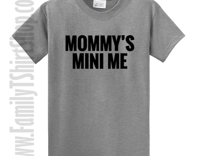 Mommy's Mini Me