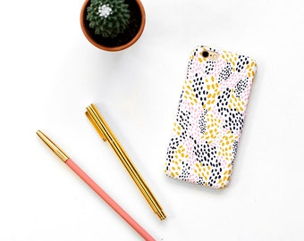 Brush Stroke Phone Case for iphone 6/6S/7