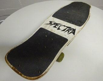 Vintage 1988 Variflex Team Deck Spectra Skateboard  FREE SHIPPING