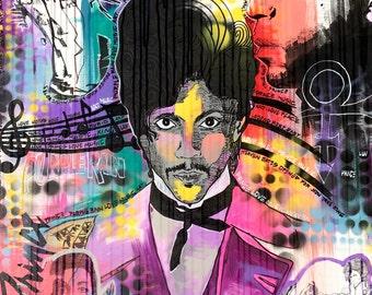 20x30, Acrylic Paint, Mixed Media  Canvas Work