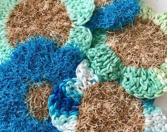 Crochet Dish/Counter Scrubby