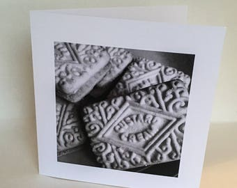 Custard Cream Card