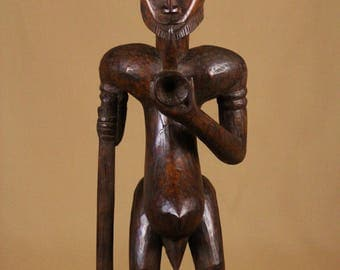 Dogon statue from Mali