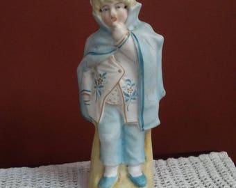 Antique bisque boy figurine middle 1800 Sarah