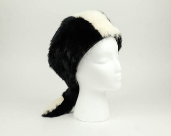 Trading Post Rabbit Fur Skunk Style Hat