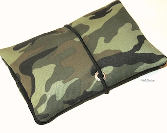 Tobacco bag / pouch / Leno bag * camouflage *.