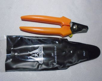 Millers Forge Large Dog Nail Clippers.  Dog nail clippers. nail clippers. pet grooming. pet grooming supply