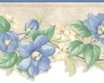 Floral KT74953DC Wallpaper Border