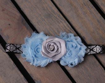 Infant Flower Headband