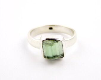 Gem Quality Afghan Tourmaline Ring by TK