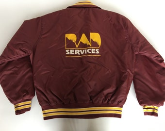 Vintage Union Made Rad Services Matt jacket  medium
