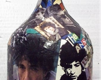 Bob Dylan Collector's Bottle