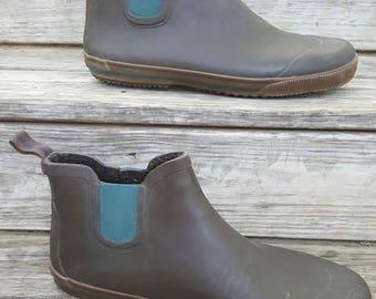 Mens Tretorn Rain Boots Size 13