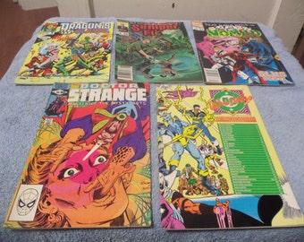 Vintage Marvel's and DC Comic Books/5/set11
