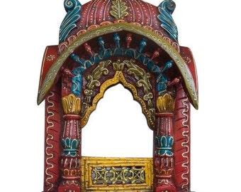 Dazzling Wooden Window Jharoka