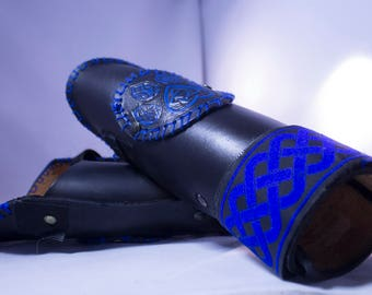Arm Bracers (Leather)