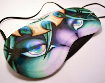 Ysera the Dreamer - Eyemask/Blindfold