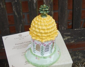 Coalport Cottage  Pineapple cottage  ( boxed)