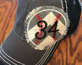 Baseball Side Patch Hat