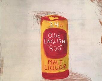Olde English Painting