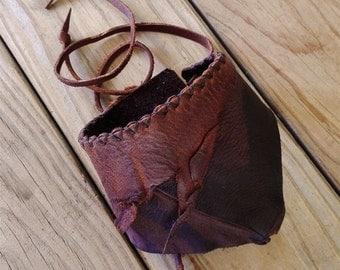 Deerskin Leather Wrist Cuff