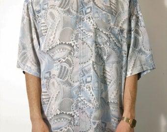 90s Short-Sleeved Shirt