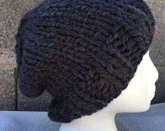 Hat, Hand-knitted, Unisex