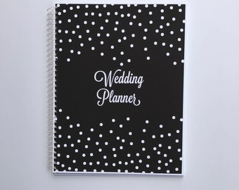 Custom Wedding Planner, Wedding Book, Wedding Planning Guide, Wedding Planner Book, Bridal Planner, Engagement Gift