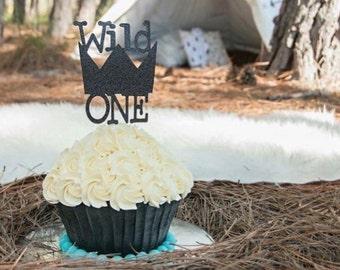Wild One cake topper, wild one, first birthday theme, the wild one cake topper