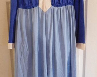 Royal Blue Pajamas Etsy