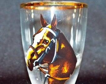 Horse Shot Glasses, Set of 6
