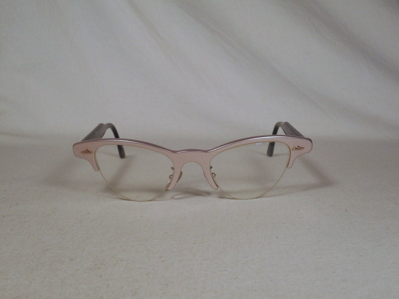 0956147c82a1 fabulous vintage sunglasses lunettes eyeglasses TRACTION PRODUCTIONS cat  eye carved frame france rare