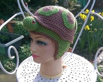 Murtle Turtle hat